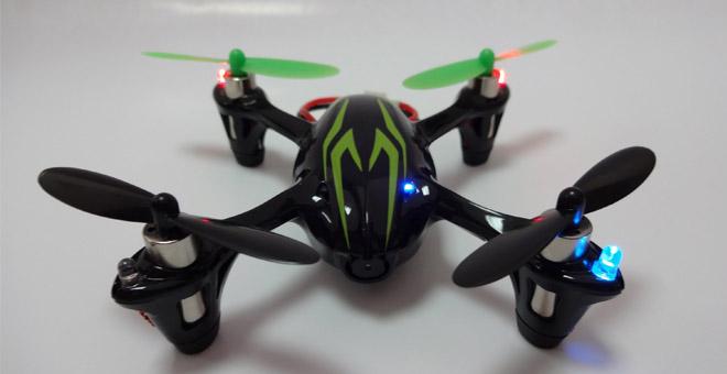 Drone Murah Terbaik Hubsan X4
