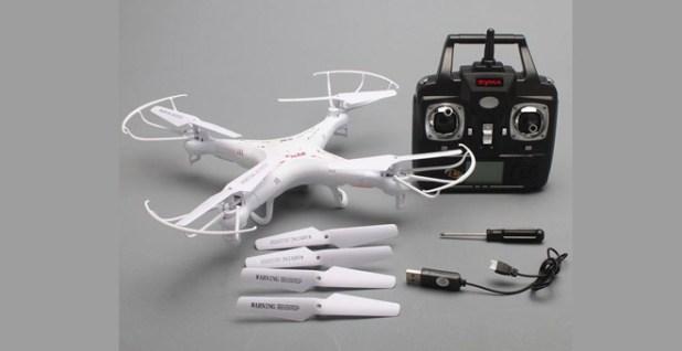 Drone Murah Terbaik Syma X5C Explorer Full HD