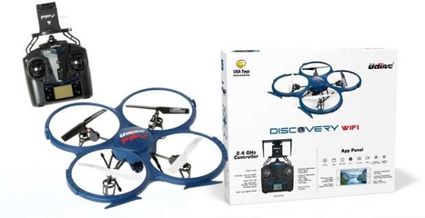 Drone Murah Terbaik UDI U818A WiFi