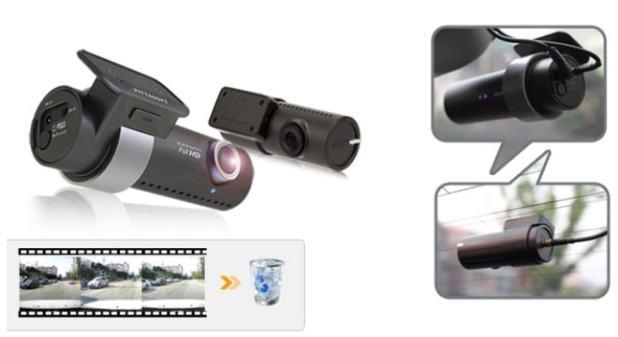 Kamera Mobil Murah Blackvue DR550GW-2CH