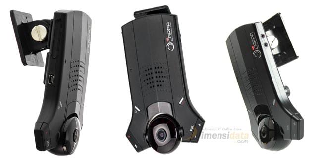 Kamera dashboard mobil terbaik Carpa 130