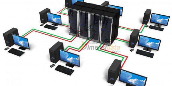 Perbedaan serta Fungsi Komputer Server dan Komputer Client