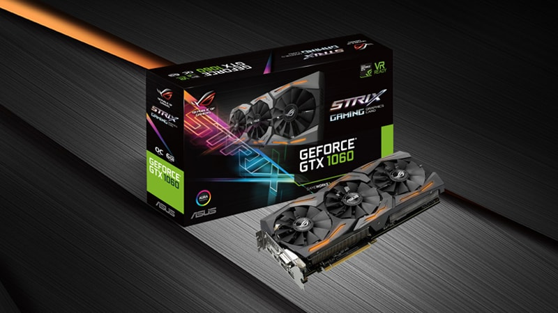 Review Kelebihan Asus ROG Strix GeForce GTX 1060 OC