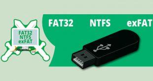 Pengertian dan Perbedaan Format NTFS, FAT32, dan exFAT