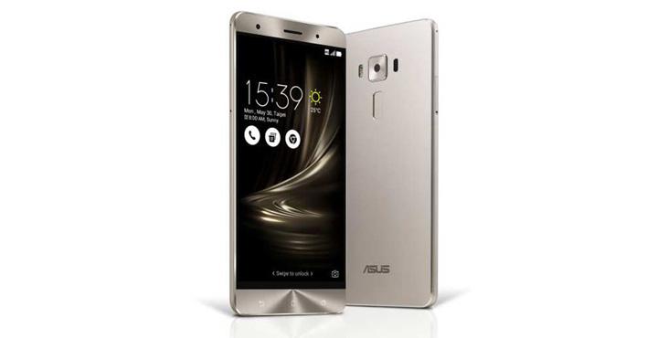Spesifikasi dan Harga Asus Zenfone 3 Deluxe ZS570KL Terbaru