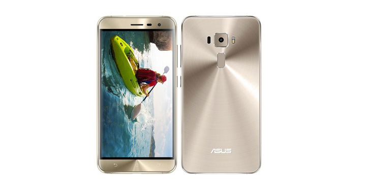 Spesifikasi dan Harga Asus Zenfone 3 ZE552KL Built for Photography