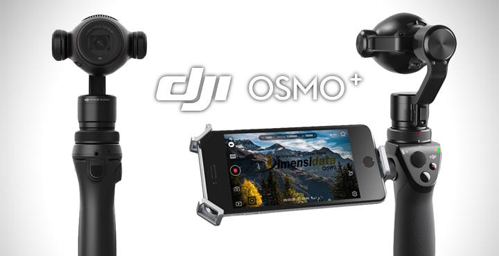 Spesifikasi dan Harga DJI OSMO+ Plus Terbaru 2016