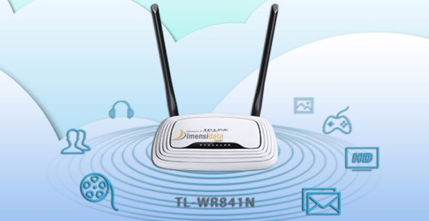 Wireless Router Terbaik TP-LINK TL-WR841N