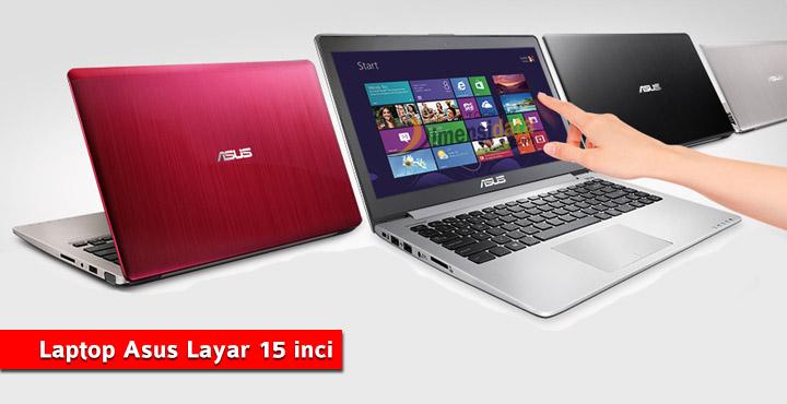 Daftar Harga Laptop Asus Layar 15 inci Terbaik Harga Murah 5 Jutaan Terbaru