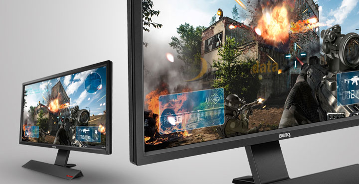 Gaming Monitor LED Full HD Terbaik BENQ RL2755HM