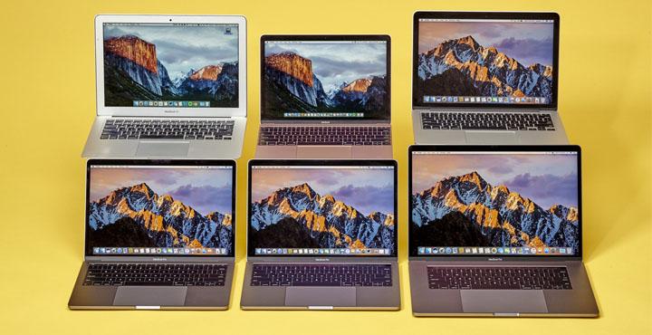 Harga MacBook, MacBook Air, MacBook Pro Terbaru