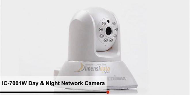 Kelebihan Spesifikasi IP Camera EDIMAX IC-7001W