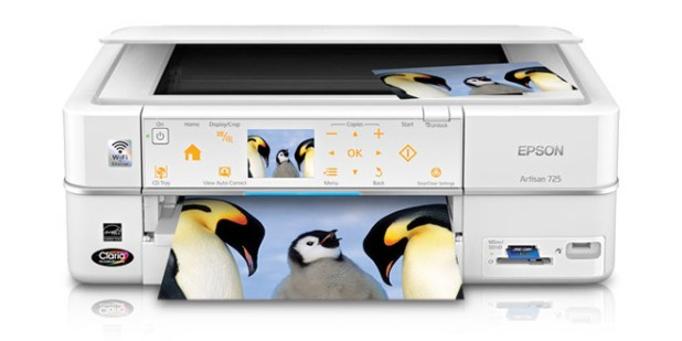 Macam Jenis Tipe Printer All in One