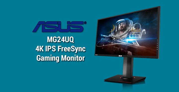Monitor Gaming Terbaik Merk ASUS MG24UQ