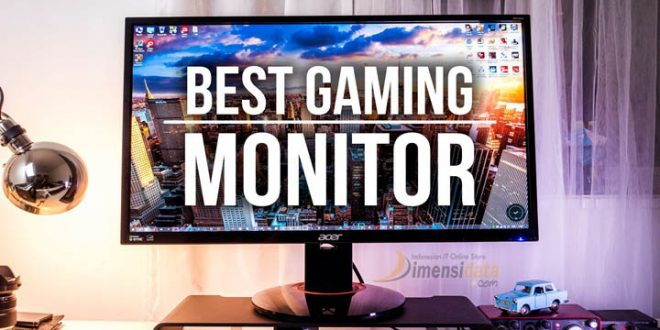 Monitor LED Full HD Terbaik Untuk PC Gaming 4K Ultra HD