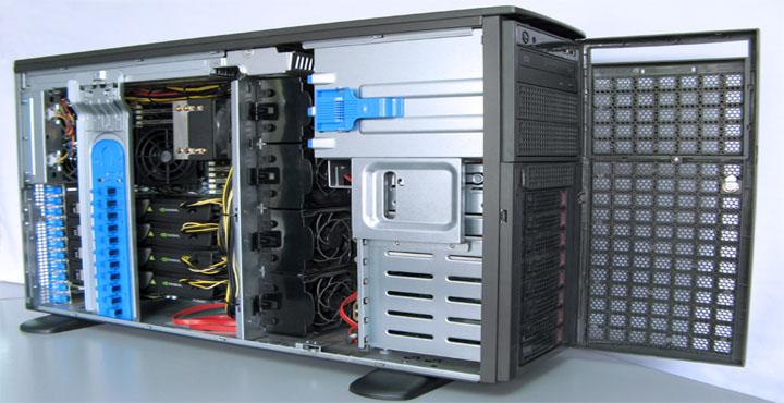Komponen Spesifikasi Komputer Server Rakitan Terbaik DimensiData