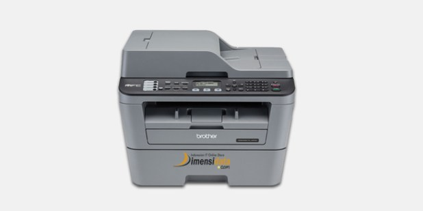 Rekomendasi Printer All in One Terbaik BROTHER MFC-L2700D