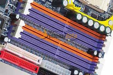 Slot Memory - Komponen Dalam Motherboard Komputer