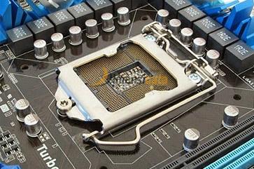 Socket Prosessor - Komponen Dalam Motherboard Komputer
