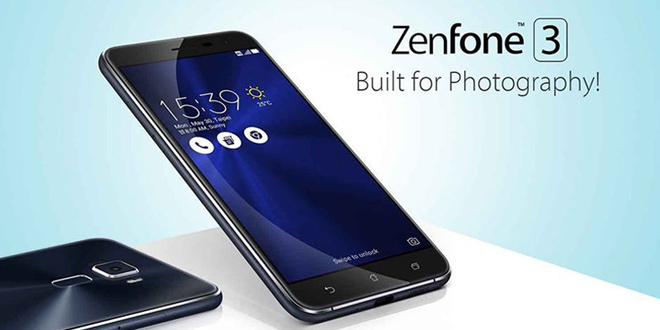 Spesiifkasi ASUS ZenFone 3 ZE520KL Built for Photography Harga Terbaru 2017
