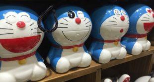 4 Tempat Wajib Dikunjungi Bagi Penggemar Doraemon