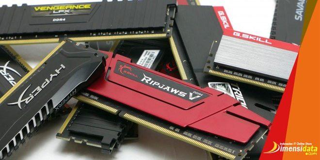 5 Pilihan Memori RAM PC DDR4 Terbaik