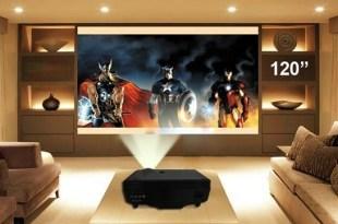 5 Proyektor Home Cinema Terbaik, Ubah TV Jadi Bioskop Pribadi