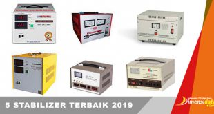 5 stabilizer terbaik 2019