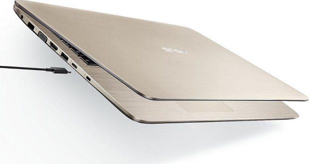 ASUS A556UQ DM098D, Laptop Gaming i5 Kaby Lake dan Nvidia Geforce GT940MX