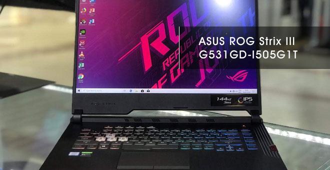 ASUS ROG Strix III G531GD-I505G1T