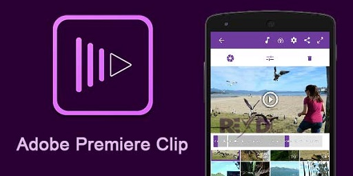 Adobe Premiere Clip - Aplikasi Edit Video Android Terbaik