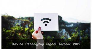 Alat Penangkap Sinyal WiFi Jarak Jauh Terbaik Untuk PC dan Laptop 2019