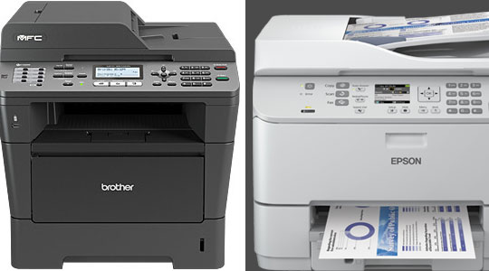 BROTHER-MFC-8510DN-atau-Epson-Workforce-Pro-4521