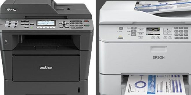 BROTHER-MFC-8510DN-atau-Epson-Workforce-Pro