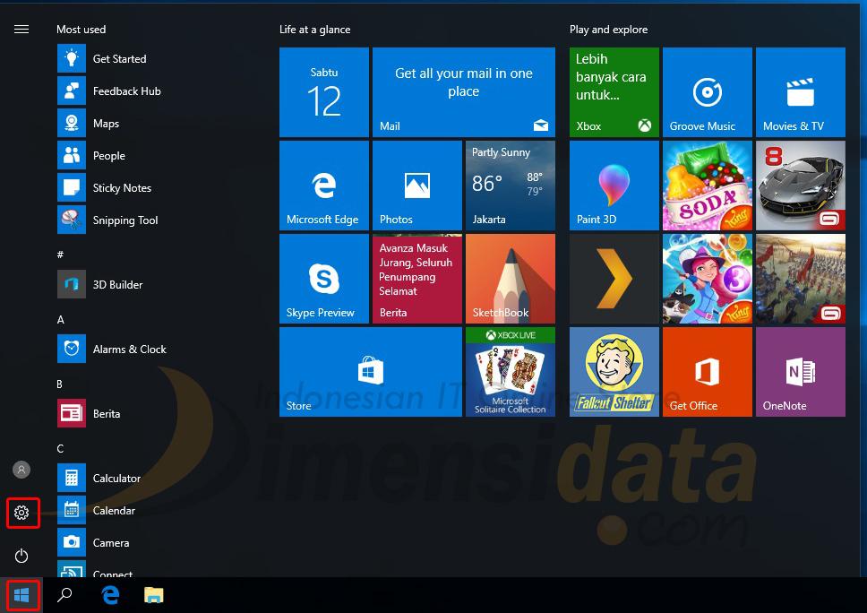 Cara Aktivasi Windows 10 Pro Permanen 1