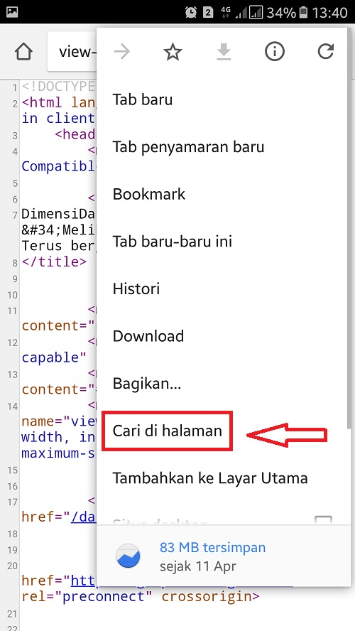 Cara Download Video di Instagram via HP Android 1