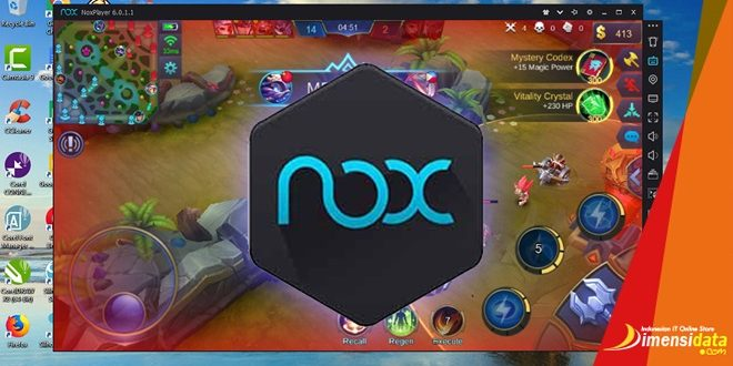 Cara Main Game Mobile Legends di PC dan Laptop Tanpa Lag