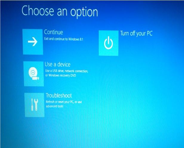 Cara Masuk Bios untuk semua merk Laptop Windows 10