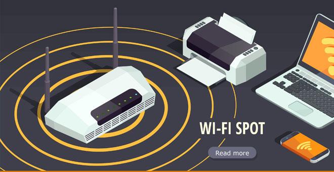 Cara membuat wifi sendiri dengan modem dan router