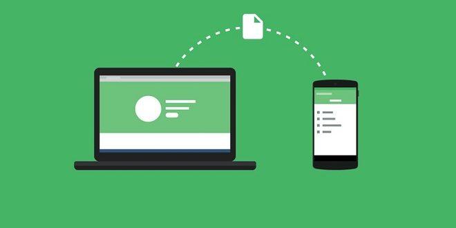 Cara Mengirim File dan Foto dari HP ke PC / Laptop