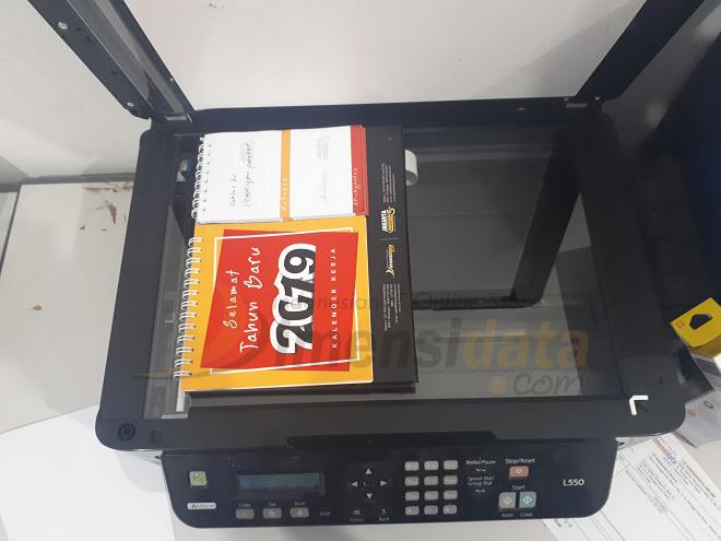 Cara Scan Dokumen dengan Printer 1