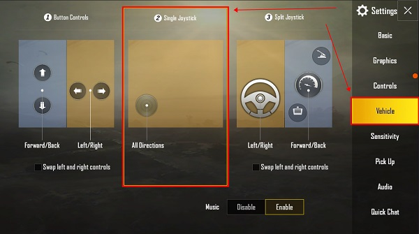 Cara Setting Keyboard NOX Player PUBG Mobile PC