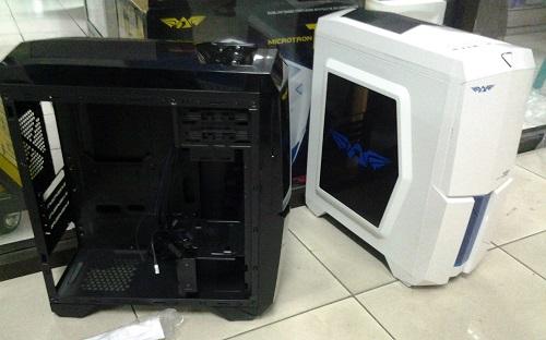 Casing PC Gaming Terbaik Murah Armaggeddon Microtron T2X