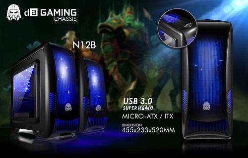 Casing PC Gaming Terbaik Murah Digital Alliance N12B