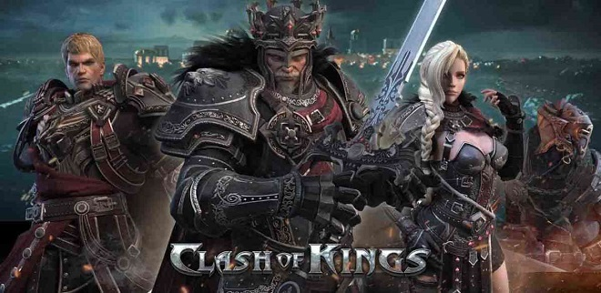 Clash of Kings – Wonder Falls