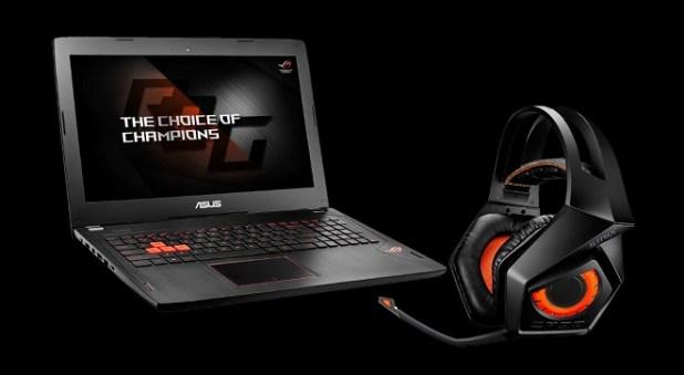 Daftar Harga Laptop Asus ROG Gaming Series Terbaru 2018