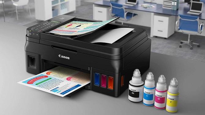 Daftar Printer Canon Infus Terbaik Harga Murah