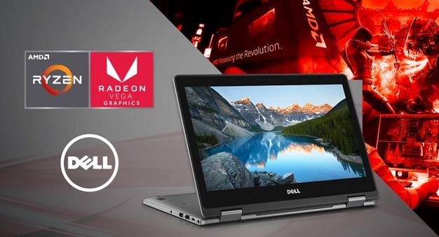 Dell Inspiron 13 7000 AMD Ryzen 7