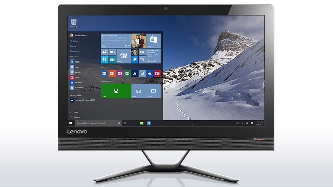 Desktop PC Lenovo All in One IdeaCentre AIO520 Terbaik Termuarh