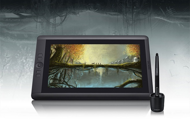 Digital drawing tablet terbaik Wacom Cntic 13 HD